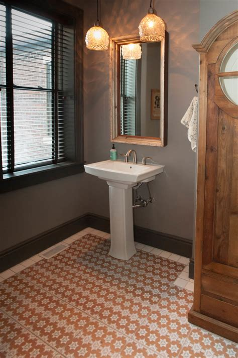 moroccan floor tiles bathroom transitional  annex