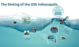 the sinking of the uss indianapolis by alysse robinson on