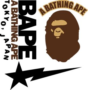 A Bathing Ape Logo Vector ( EPS) Free Download