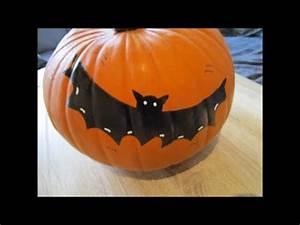 Halloween Kürbis Bemalen : k rbis bemalen youtube ~ Eleganceandgraceweddings.com Haus und Dekorationen