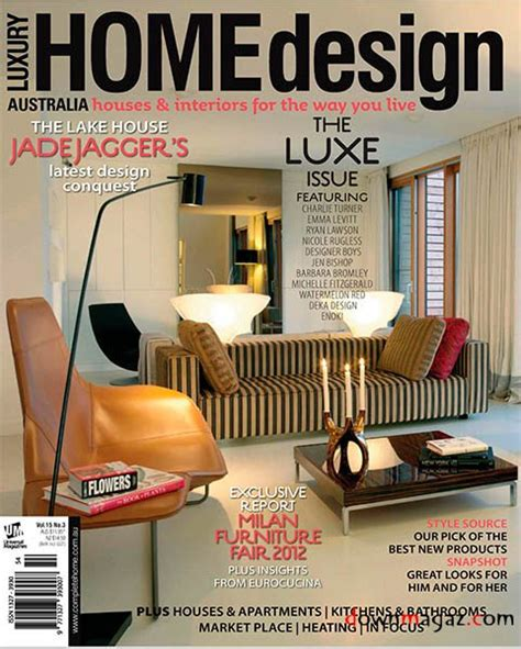 luxury home design magazine vol
