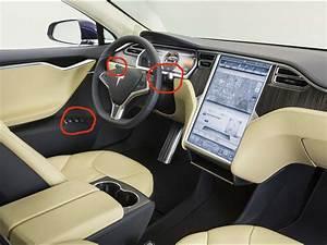 The Tesla Model S is Using Mercedes-Benz Switchgear - autoevolution