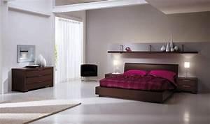 Beautiful, Modern, Purple, Bedroom, Home, Interior, Decoration, Ideas, Picture