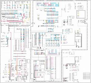 312b 312b L Excavator Electrical Schematic Used In Service