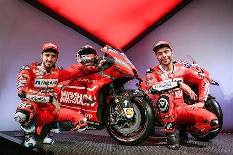 meet  mission winnow ducati motogp team driven