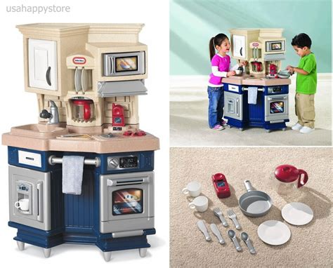 Kitchen Play Set by Tikes Kitchen Pretend Play Sets Toddler Food