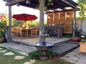 how to build a patio ideas on a budget landscaping gardening ideas