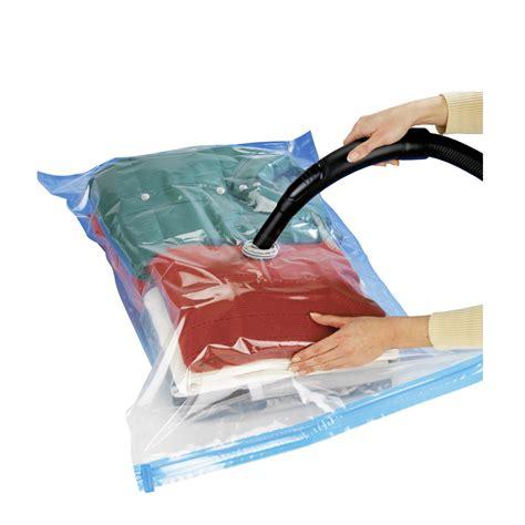 sacs de rangement sous vide 224 aspiration garage et