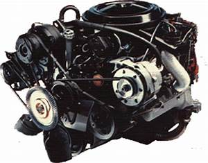 Oldsmobile 307 V8 Engine Specifications