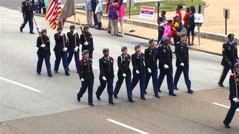 11/11/2014 Veterans Day Parade Memphis, Tn Part 2