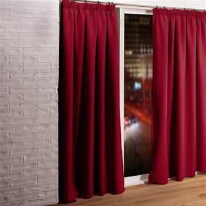 Rideau Thermique Avis : rideau phonique occultant et thermique 3 couches galon ~ Farleysfitness.com Idées de Décoration