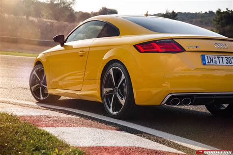 Audi Tt 2015 Review by 2015 Audi Tt Audi Tts Review Gtspirit