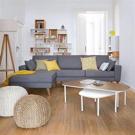 idee deco salon canapé gris les 25 meilleures idées concernant décor de canapé gris