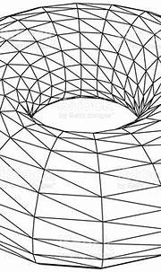 3d Torus Vector Stock Illustration - Download Image Now ...