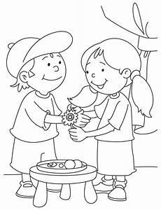 Rakhi Festival Drawing   Happy Raksha Bandhan   Pinterest ...