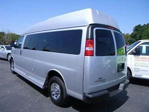 Buy New 2014 Chevy Express 3500 Extended High Top Conversion Van 13 Total Passengers In