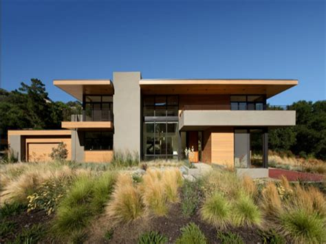 Stunning California Modern Home by California Modern Home Design Small Modern Home Design