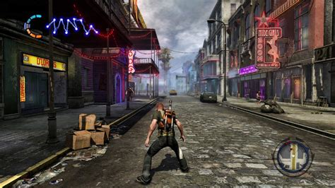 Wr Infamous 2 Ps3 Game Usagi