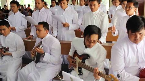not lagu maumere frater seminari tinggi xxiii malang