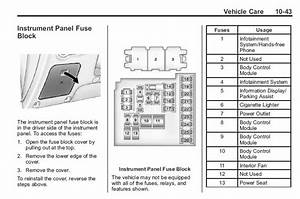 2015 Chevy Silverado Fuse Box Diagram Fuse Panel Location