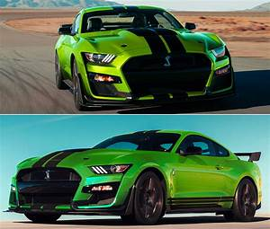 2020 Mustang Shelby GT500 Tackles Goodwood Hillclimb, is Ford's Most Powerful Street-Legal ...
