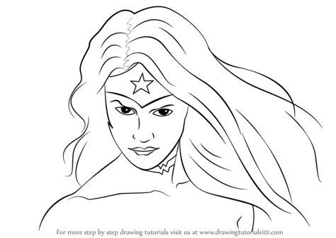 draw  woman logo coloring home