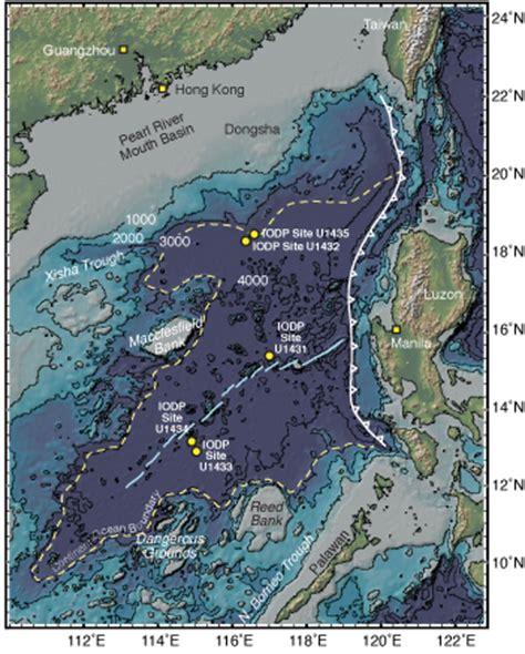 Iodp Jrso • Proc Iodp, Expedition 349, South China Sea