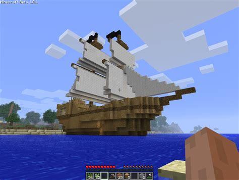 Imagenes De Barcos En Minecraft by Barco Pirata Minecraft
