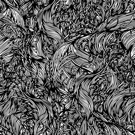 Abstract Vector Black And White by Vector Seamless Black And White Abstract