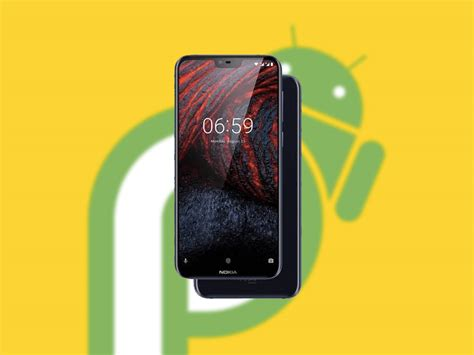 nokia 6 1 plus android 9 pie update out on beta labs technobaboy