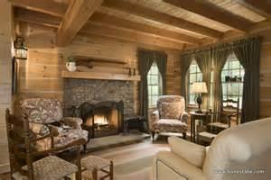 manufactured homes interior custom honest abe log cabin captures spirit of pioneers