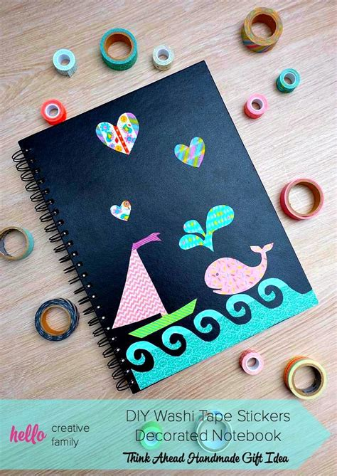 decorated files best 25 decorated notebooks ideas on