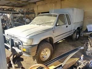 1992 Toyota Hilux Ln111r  4x4  5 Sp Manual 4x4 2 8l Diesel