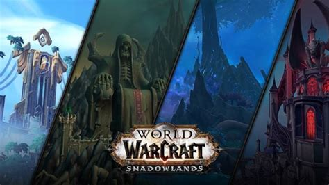 World of Warcraft's Shadowlands expansion has been pinned ...
