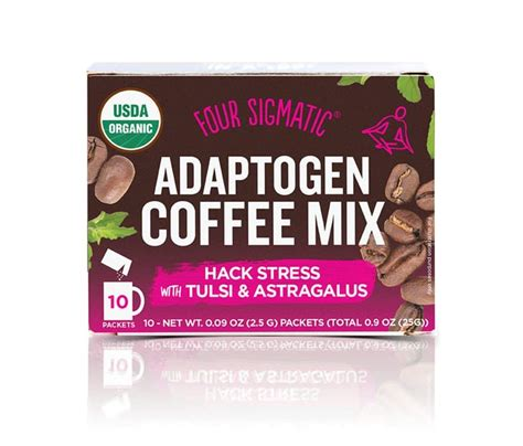 Four sigmatic's blends have shown up in the social media feeds of all sorts of people, from wellness influencers like lee from america and the folks at goop the packets aren't wildly expensive either. Four Sigmatic Adaptogen Coffee With Tulsi and Astragalus | Best Four Sigmatic Products ...