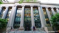 Harvard Square: Harvard Law School - NON SVB HOMINE SED ...