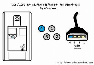 update nokia mobile pinout flash files and nokia pm files With usb 2 0 wiring