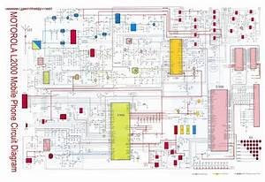 Free Download Schematics Motorola L2000