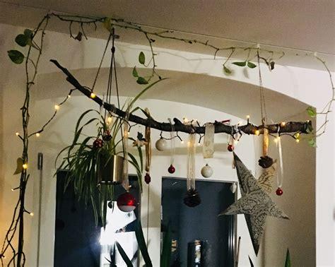 Weihnachtsdeko Ast Fenster Bildergalerie Ideen