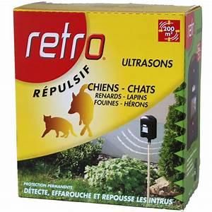 Repulsif Pour Chat Exterieur : repulsif ultrasons chien chat retro avec flash effaroucheur ~ Dailycaller-alerts.com Idées de Décoration