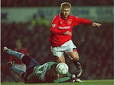 The Best Of Paul Scholes Goals and Assists From 1993 to