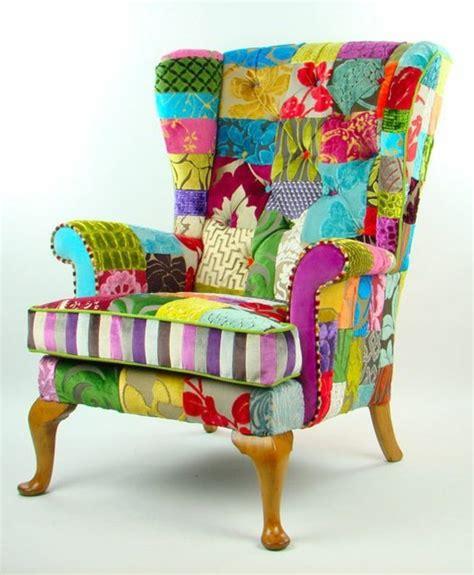 Patchwork Sessel  40 Atemberaubende Modelle! Archzinenet
