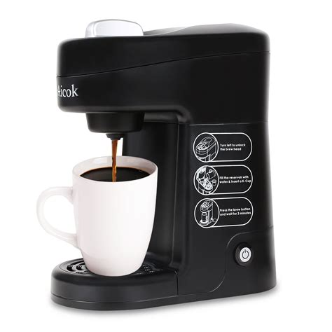 Its small size also makes it a great. 10 Best Single Serve Coffee Makers Under $100