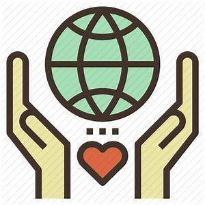 Charity, donation, global, love, world icon | Icon search ...