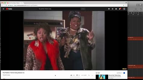 The Parkers Sample - YouTube