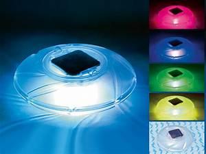Lampe De Piscine : piscine solaire lumi res ~ Premium-room.com Idées de Décoration