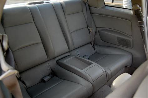 infiniti  coupe rear seating nissan  site
