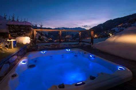 Luxus Outdoor Spa Whirlpool Jacuzzi Hot Tub Backyard