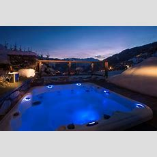 Luxus Outdoor Spa Whirlpool Jacuzzi Hot Tub Backyard