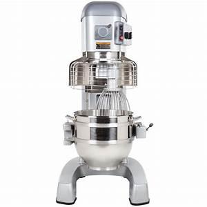 Hobart Legacy Hl600-2 60 Qt  Commercial Planetary Floor Mixer  460v  3 Phase  2 7  10 Hp